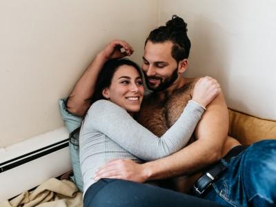Intimate Vermont Lovers