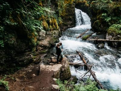 Lovers in Alaska