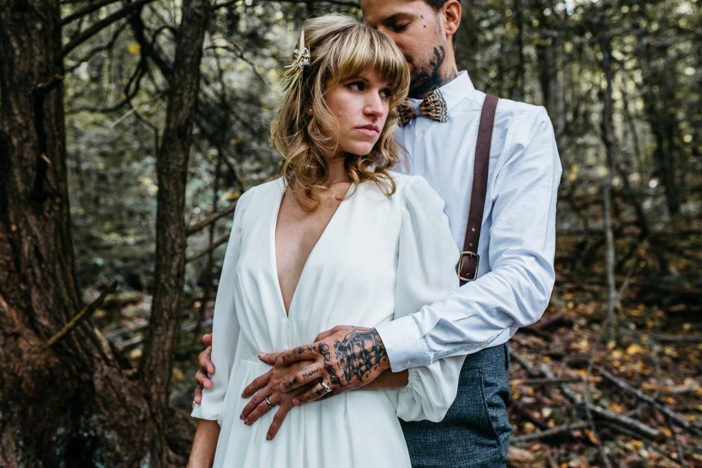 erinwheatco-2490-1024x683 Kirsten & Justin | Foxfire Mountain House Wedding