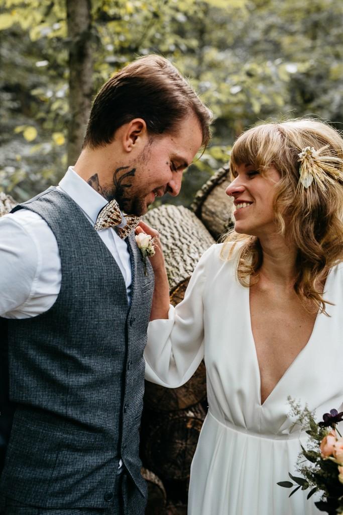 erinwheatco-7969-683x1024 Kirsten & Justin | Foxfire Mountain House Wedding