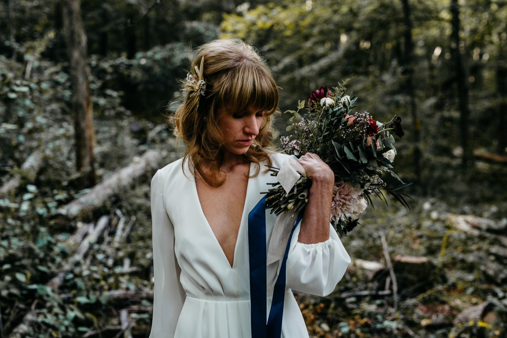 erinwheatco-8052-1024x683 Kirsten & Justin | Foxfire Mountain House Wedding