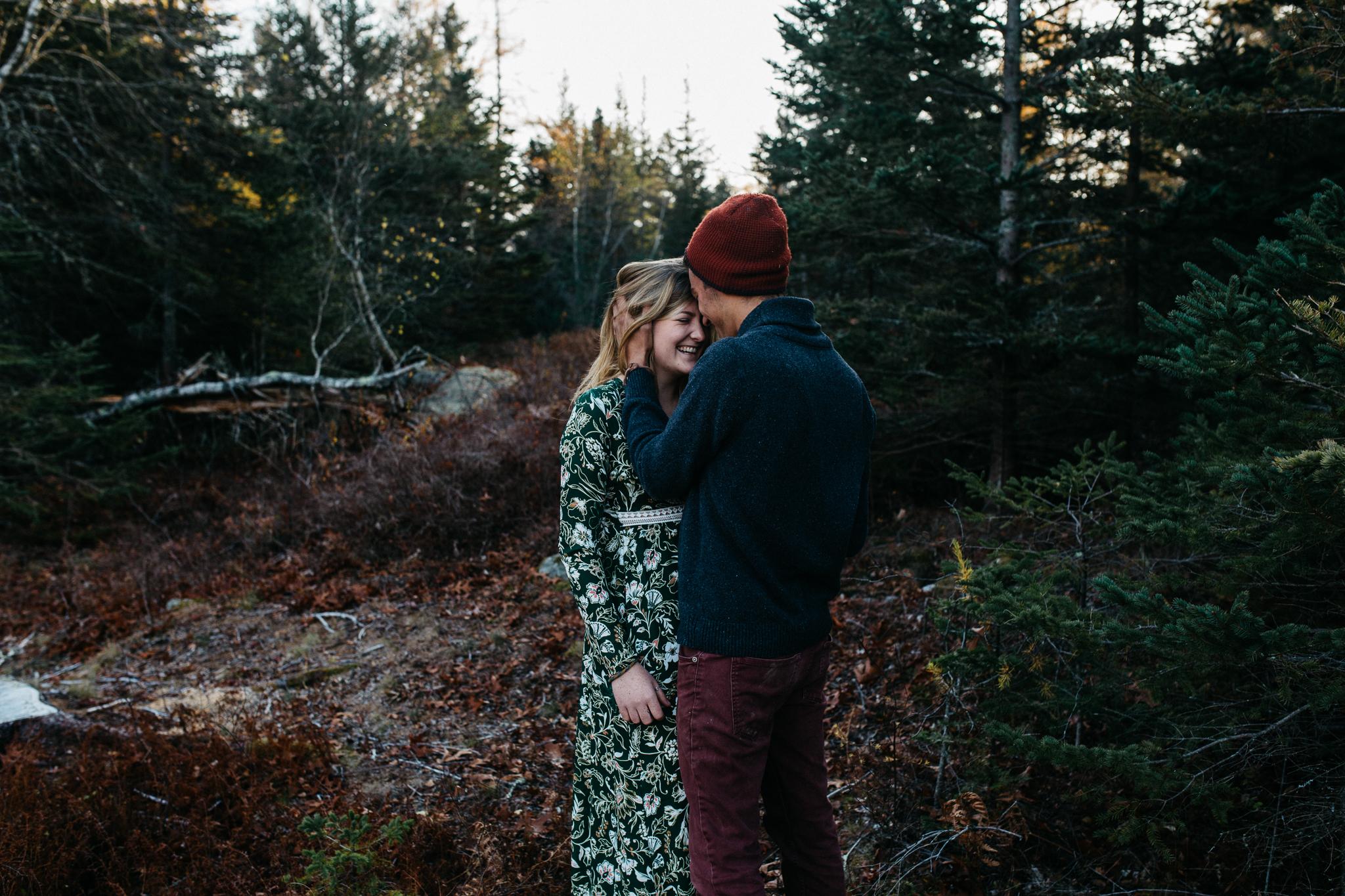 erinwheatcororyaylen-0541 Acadia National Park Lovers
