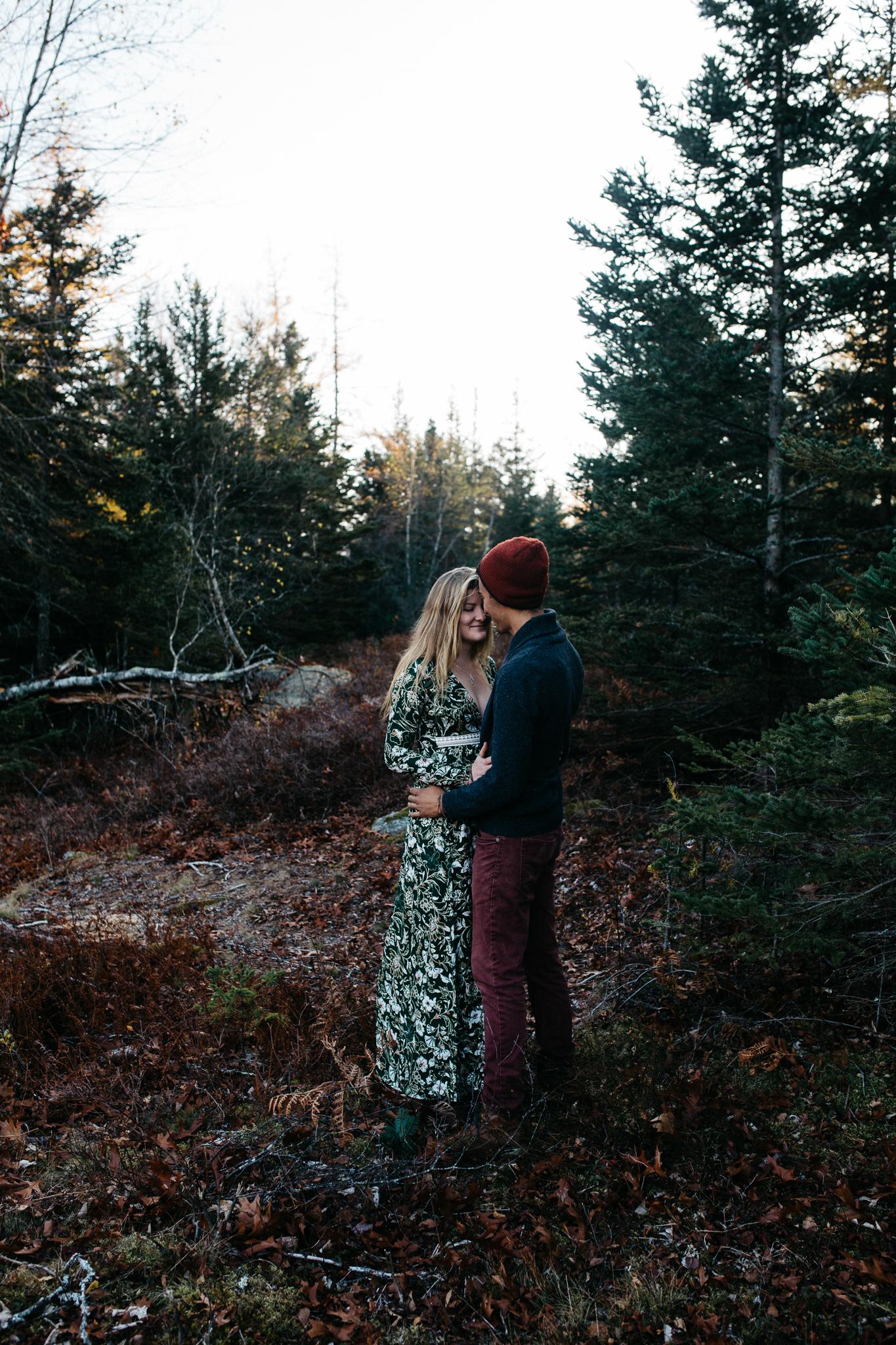 erinwheatcororyaylen-0555 Acadia National Park Lovers