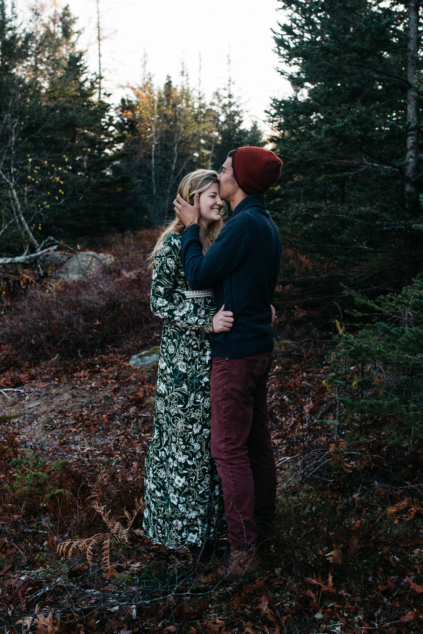 erinwheatcororyaylen-0557 Acadia National Park Lovers