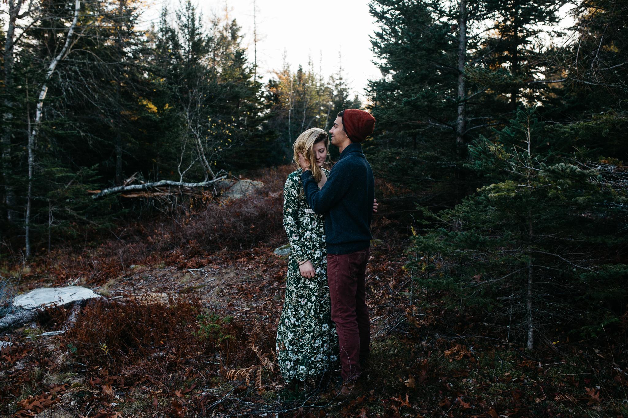 erinwheatcororyaylen-0559 Acadia National Park Lovers