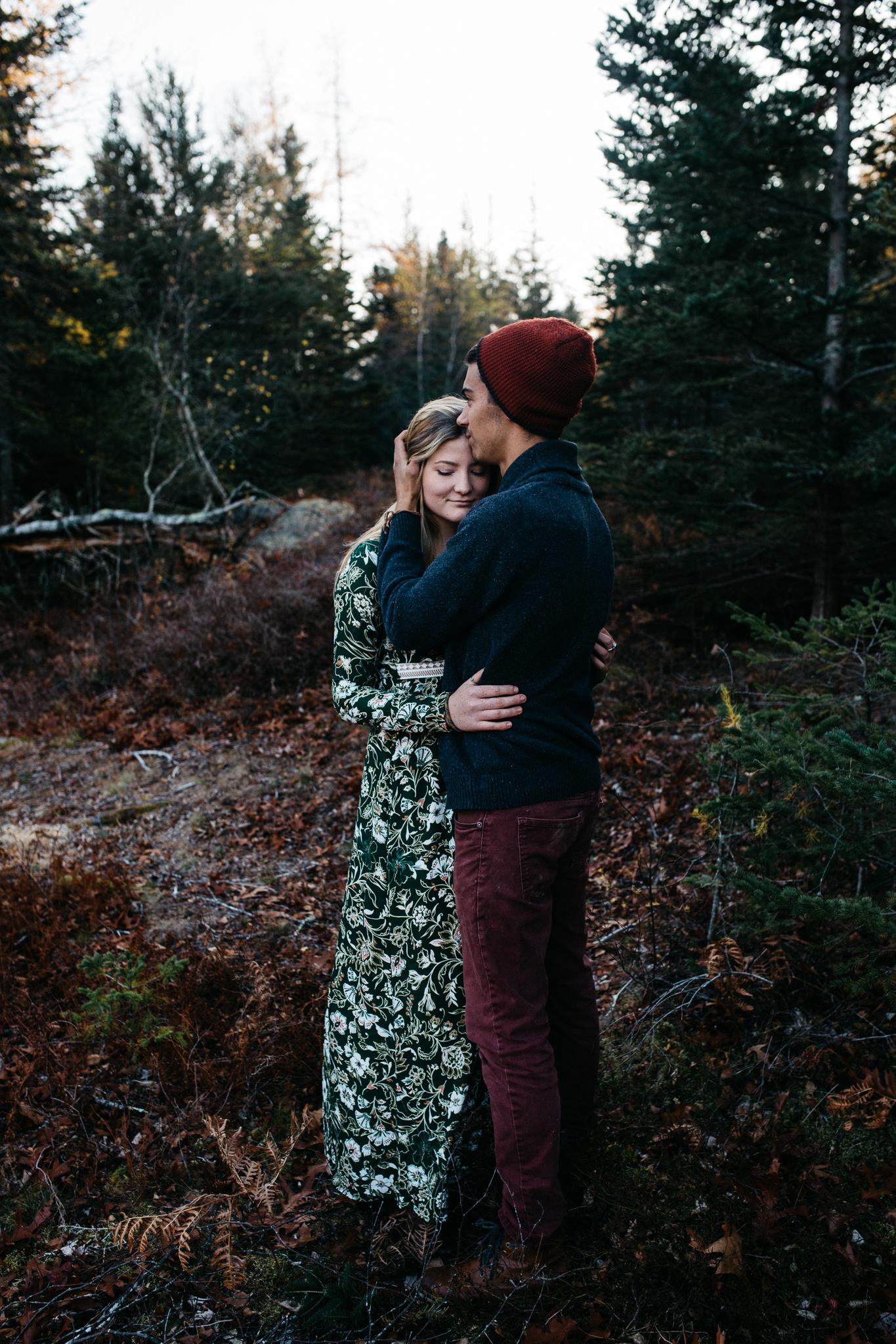 erinwheatcororyaylen-0564 Acadia National Park Lovers