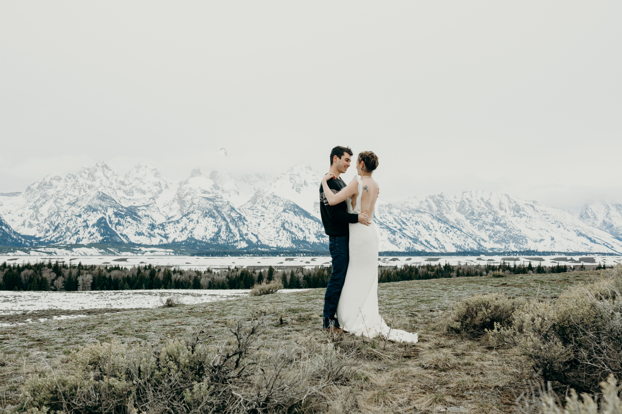 tetonstaralauren-3183 Grand Teton Lovers| Tara Lauren Wedding Gown