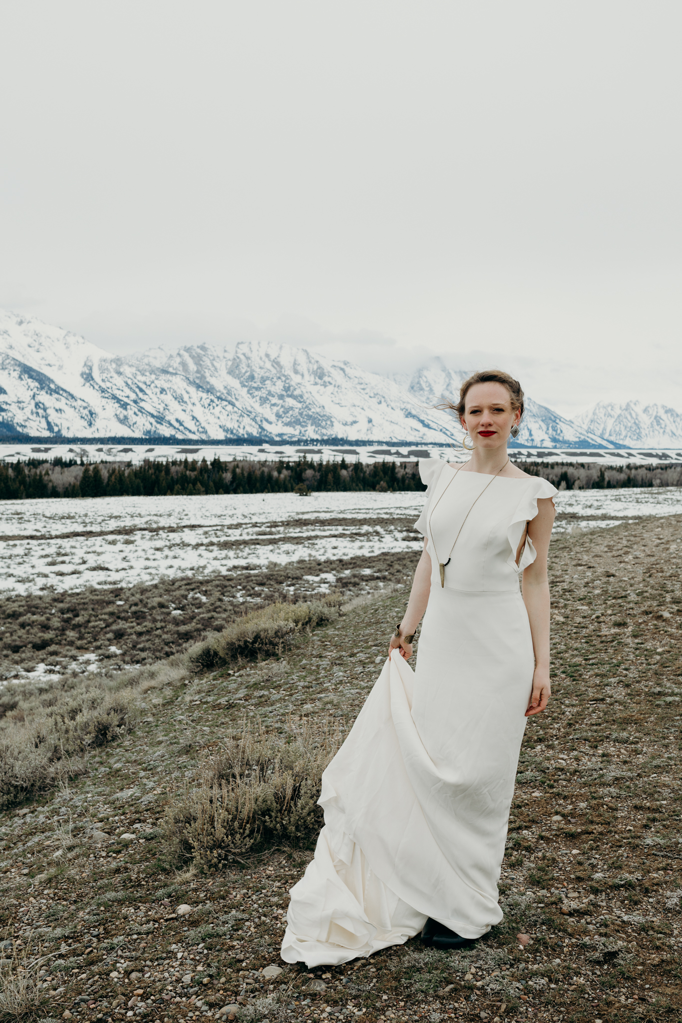 tetonstaralauren-3246 Grand Teton Lovers| Tara Lauren Wedding Gown