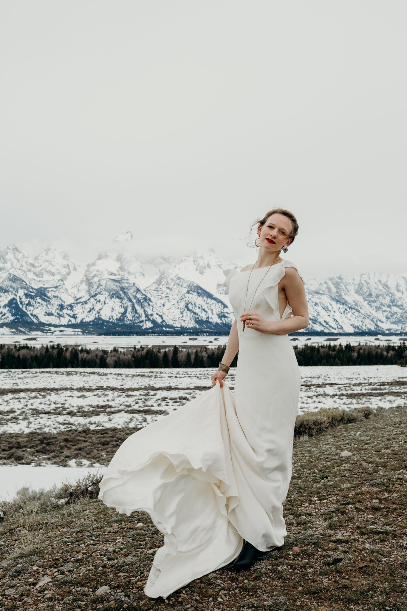 tetonstaralauren-3263 Grand Teton Lovers| Tara Lauren Wedding Gown