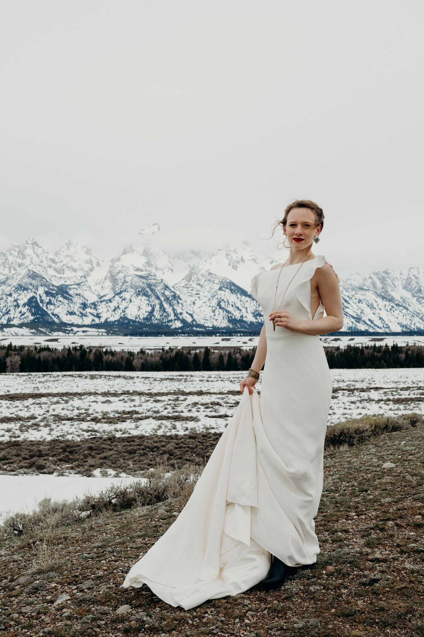 tetonstaralauren-3265 Grand Teton Lovers| Tara Lauren Wedding Gown