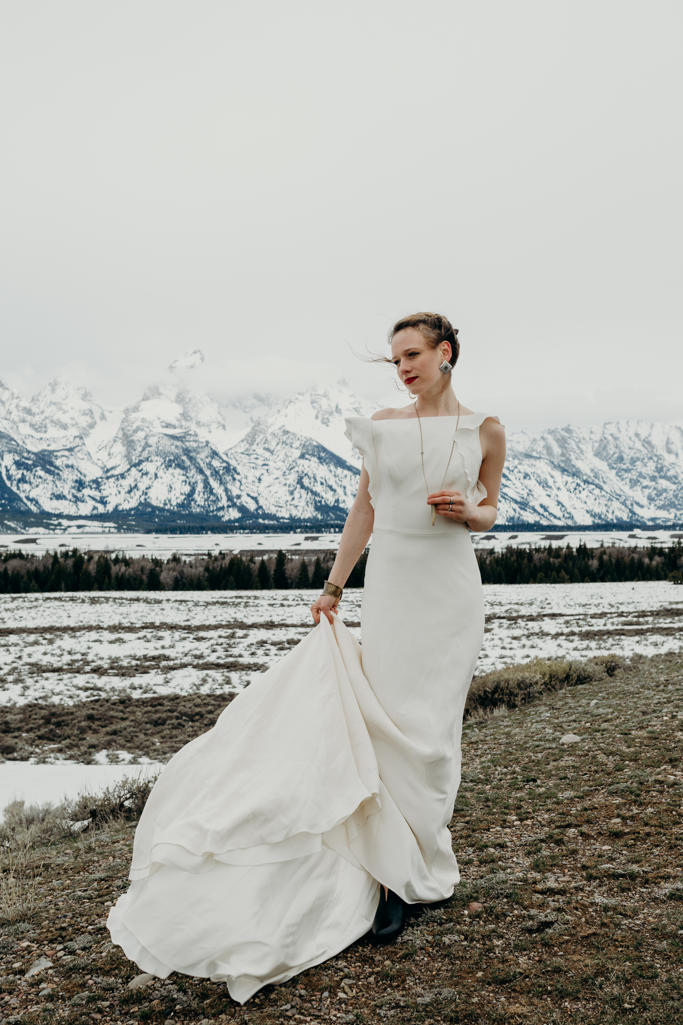 tetonstaralauren-3268 Grand Teton Lovers| Tara Lauren Wedding Gown