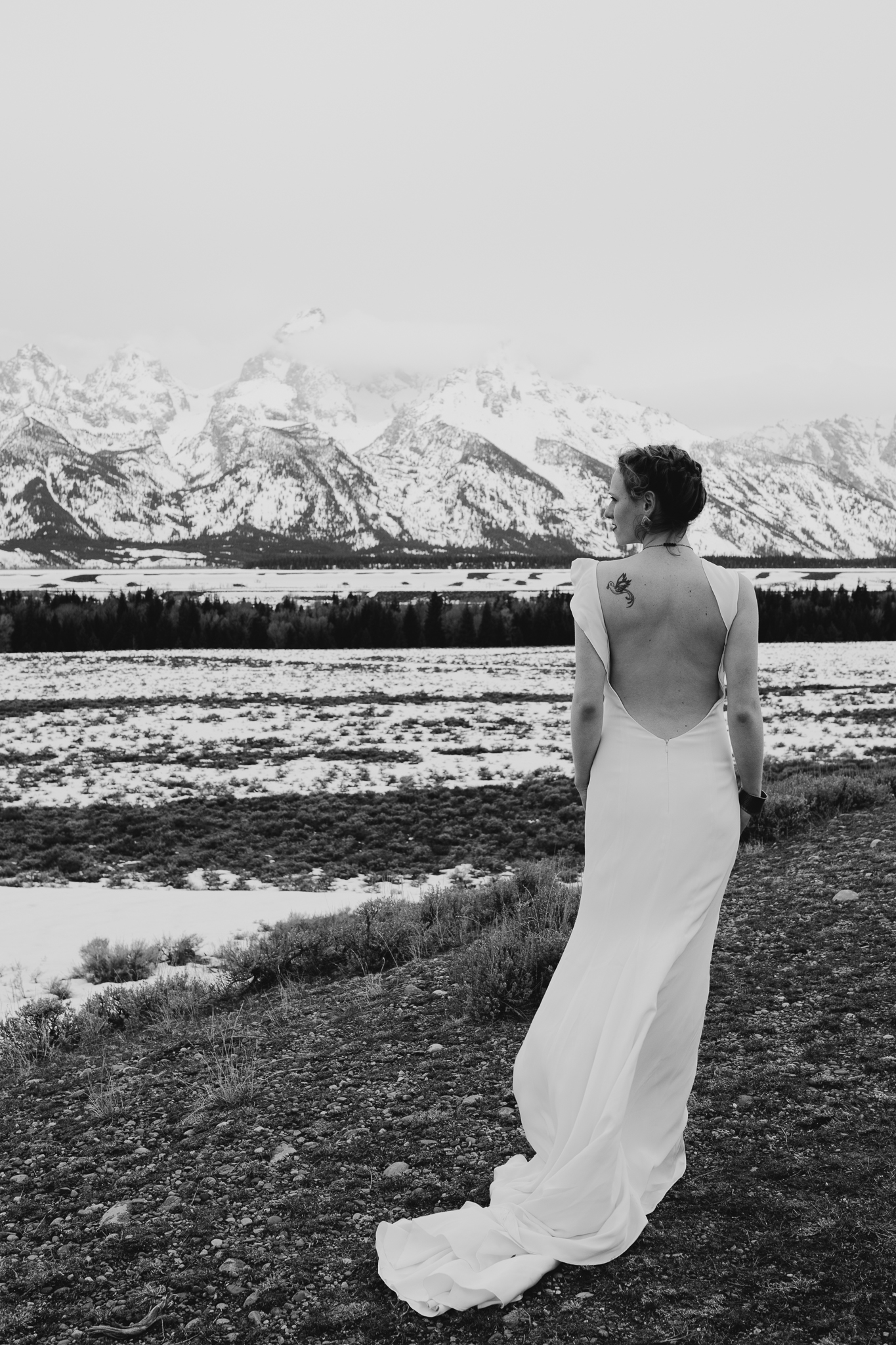 tetonstaralauren-3286 Grand Teton Lovers| Tara Lauren Wedding Gown