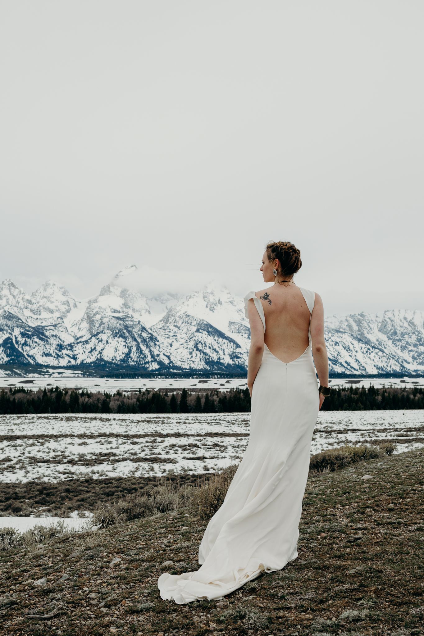 tetonstaralauren-3291 Grand Teton Lovers| Tara Lauren Wedding Gown