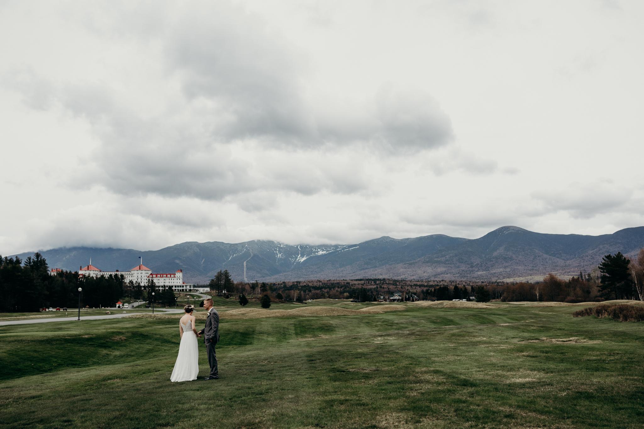 LarueElopementerinwheatco-4037 Mount Willard Elopement | Calib & Scotlyn