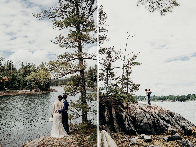 16 Maine Wedding by the Sea | Ruth & Ryan