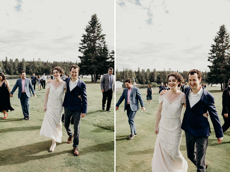 32 Maine Wedding by the Sea | Ruth & Ryan