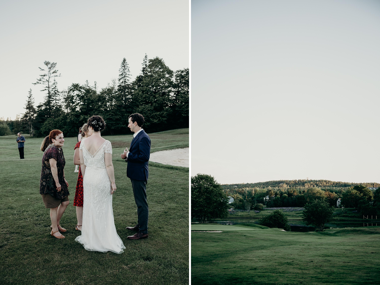 47 Maine Wedding by the Sea | Ruth & Ryan