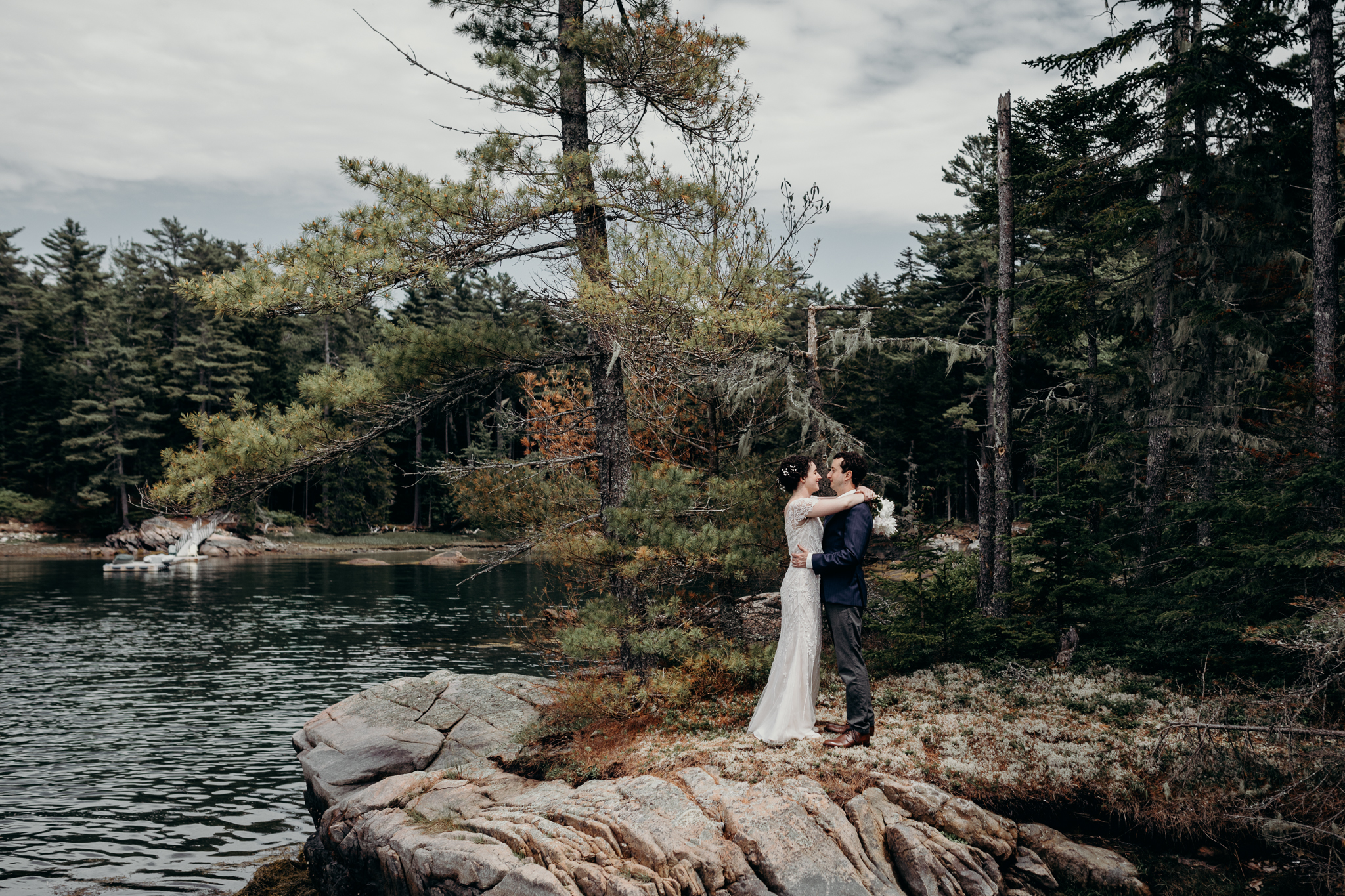 erinwheatco-9172 Maine Wedding by the Sea | Ruth & Ryan