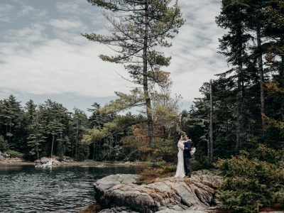 Maine Wedding by the Sea | Ruth & Ryan