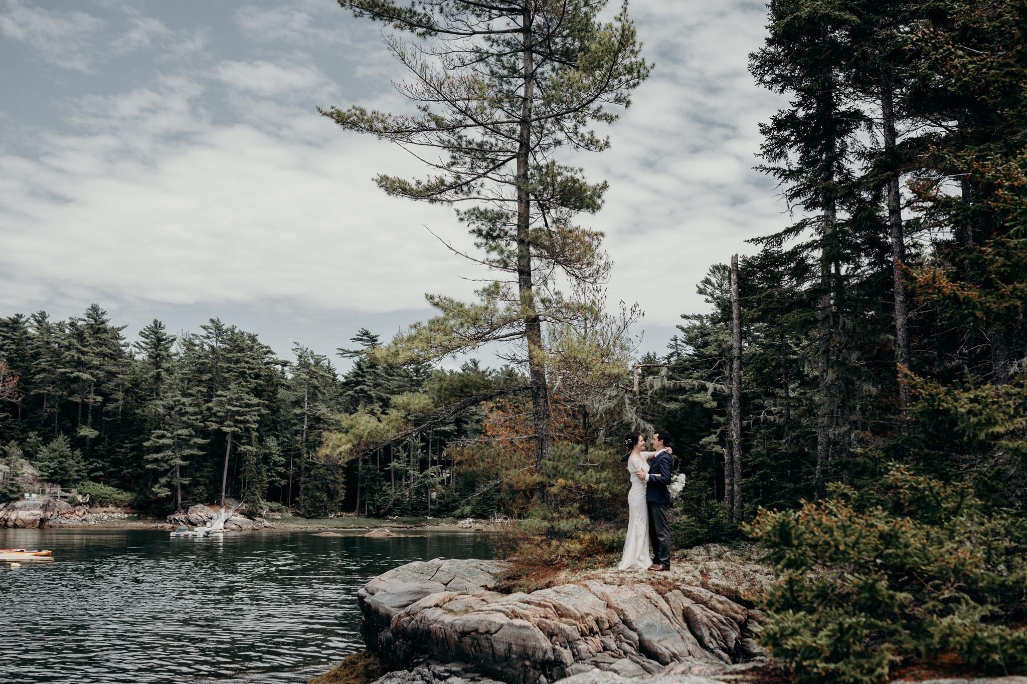 erinwheatco-9187 Maine Wedding by the Sea | Ruth & Ryan
