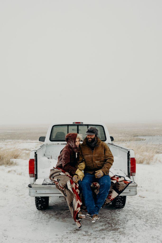 erinwheattanyamax-0987-683x1024 Tanya & Max | Jackson Hole Photographer : Whiskey, Old Fords & Filson