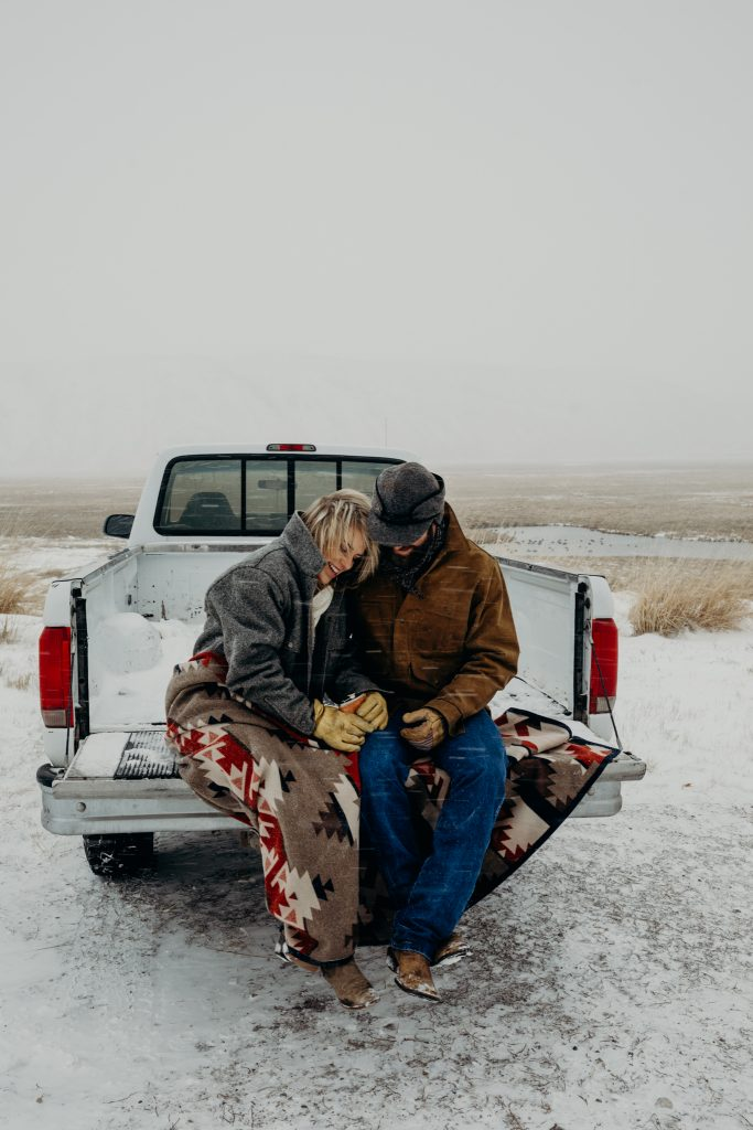 erinwheattanyamax-1063-683x1024 Tanya & Max | Jackson Hole Photographer : Whiskey, Old Fords & Filson