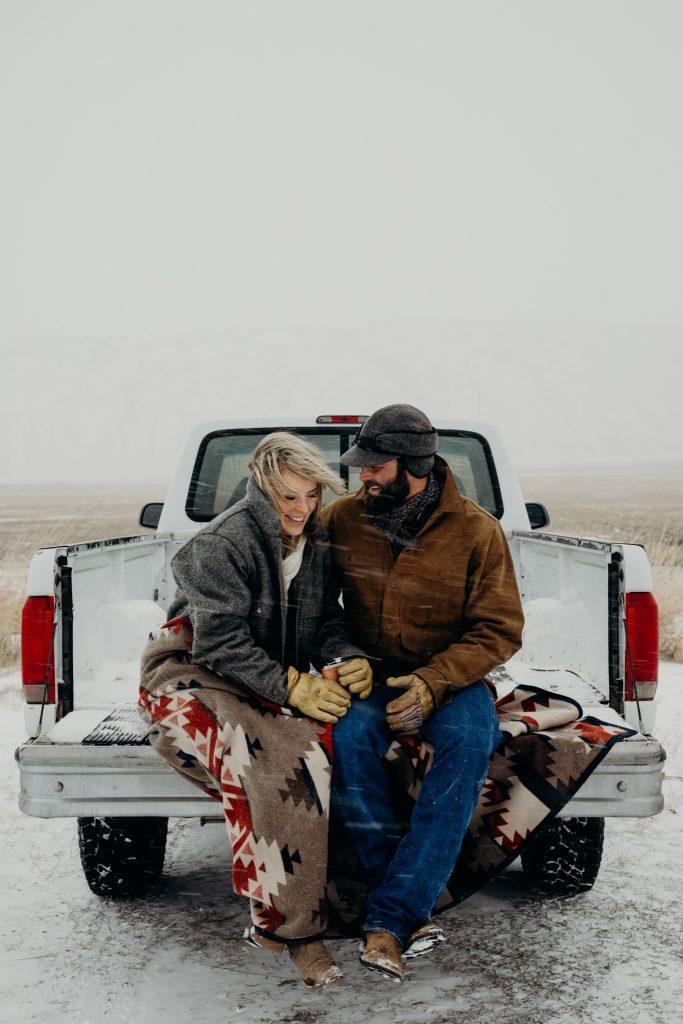 erinwheattanyamax-1076-683x1024 Tanya & Max | Jackson Hole Photographer : Whiskey, Old Fords & Filson