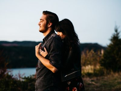 Kacie & Richard | Oregon Coast Lovers