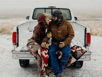 Tanya & Max   Jackson Hole Photographer : Whiskey, Old Fords & Filson