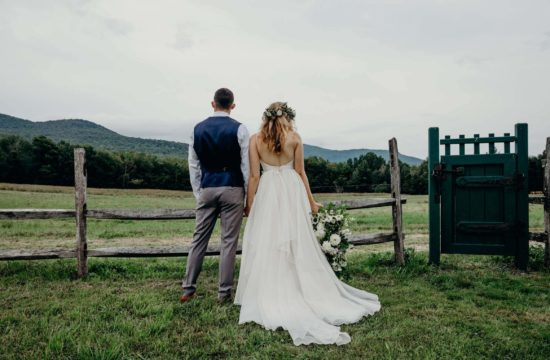 Jackson Hole Ranch Wedding