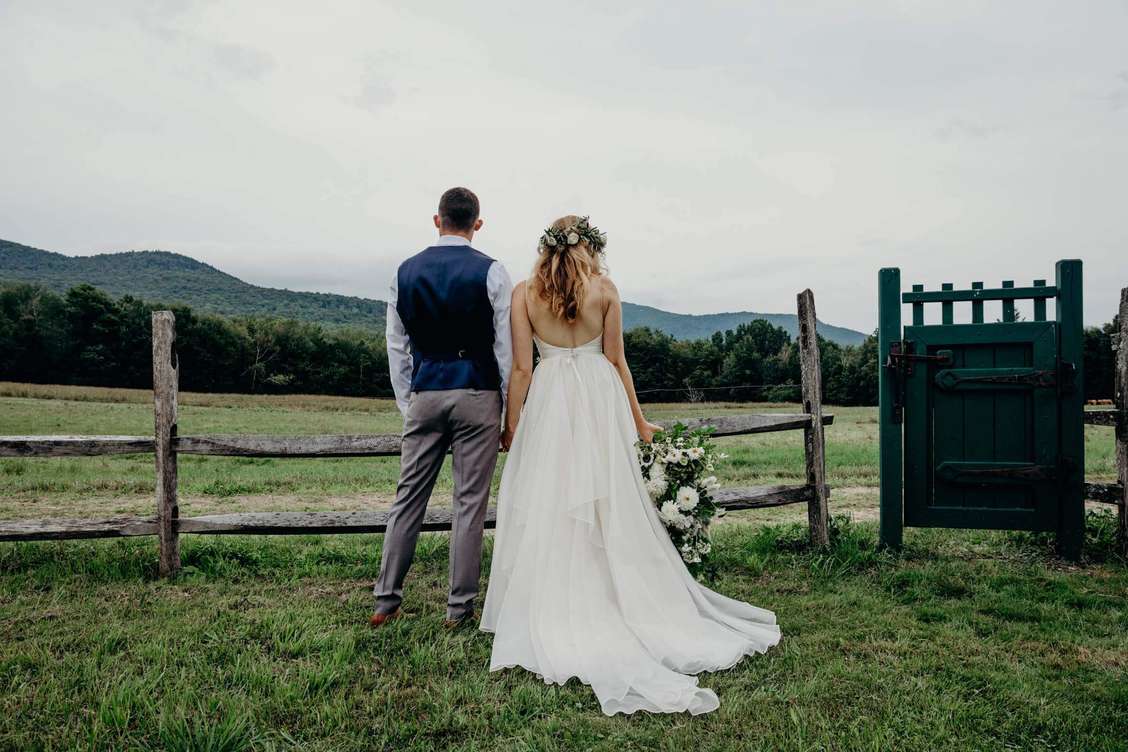 Jackson Hole Ranch Wedding