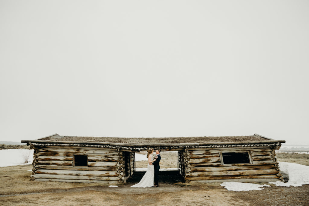 cunningham cabin grand teton national park elopement