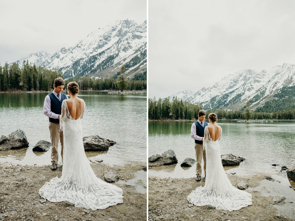 rue de seine bride in jackson hole