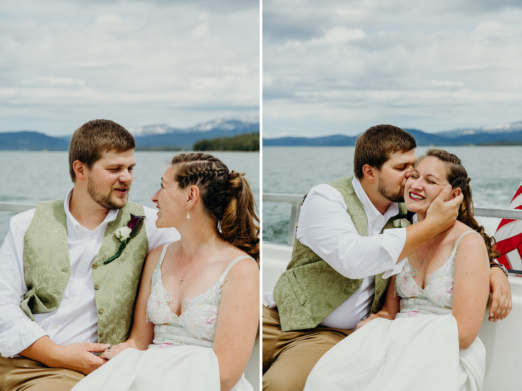 Colter Bay Wyoming Wedding in Grand Teton National Park