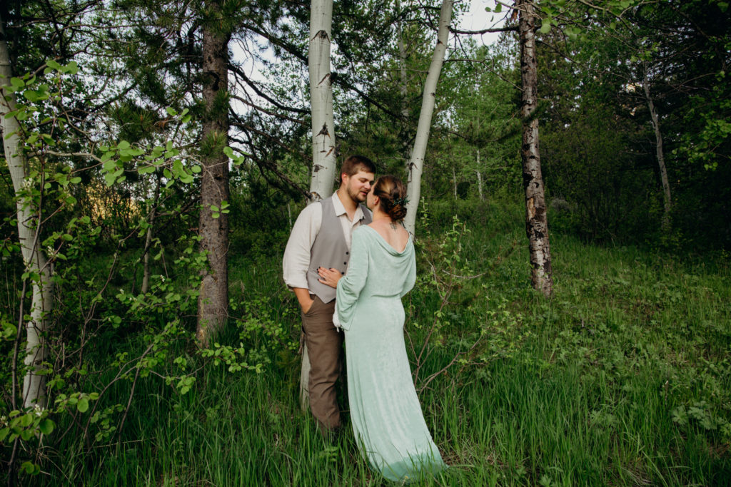 Victor idaho wedding photographer
