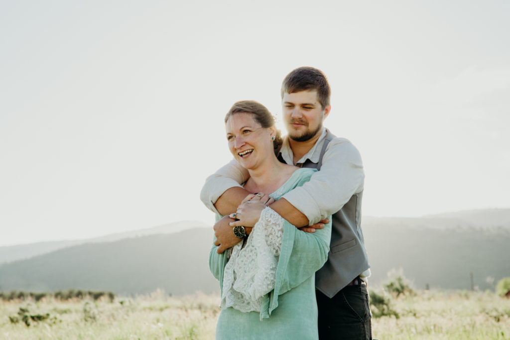 Driggs Idaho Wedding photographer