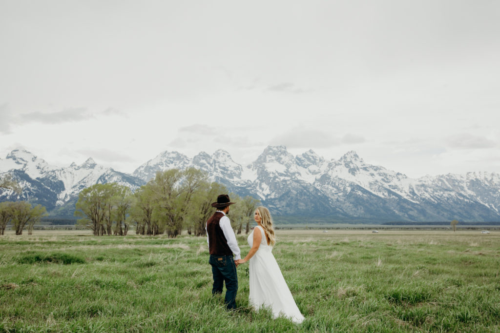 jackson hole elopement photographer
