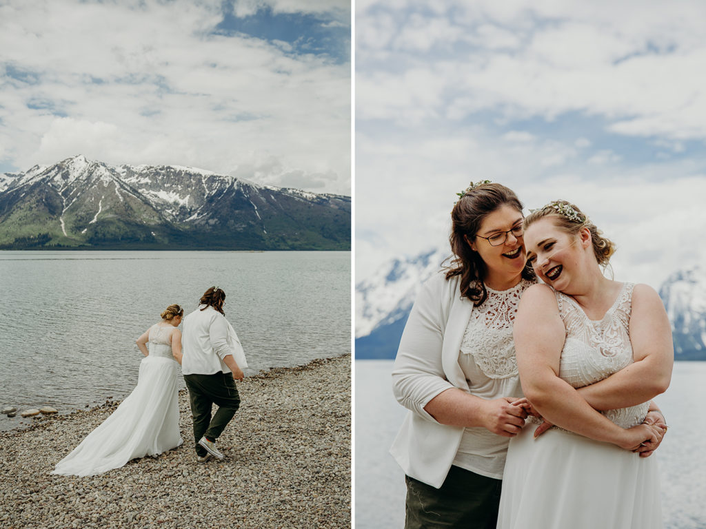 Colter Bay Wedding