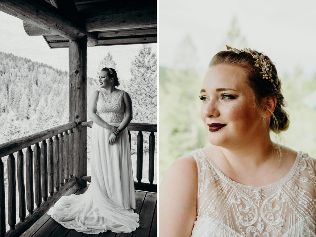 Grand Targhee Wedding