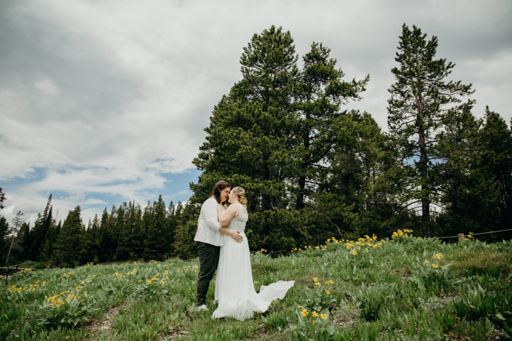 Colter Bay Elopement