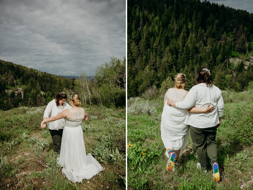 LGBTQ+ Wedding Jackson Hole