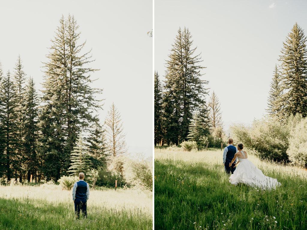 Jackson WY Wedding