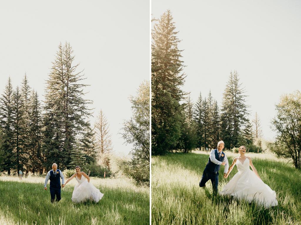 Jackson Hole Intimate Wedding