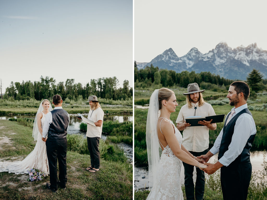elopement in jackson hole wyoming