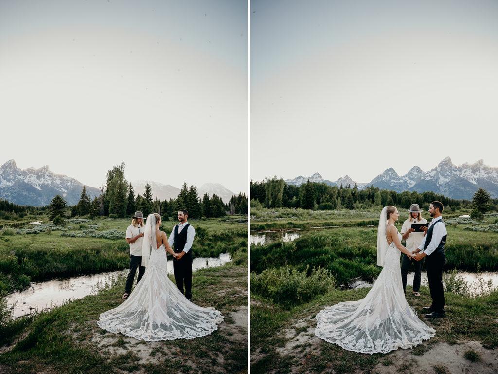 wedding in jackson hole wyoming