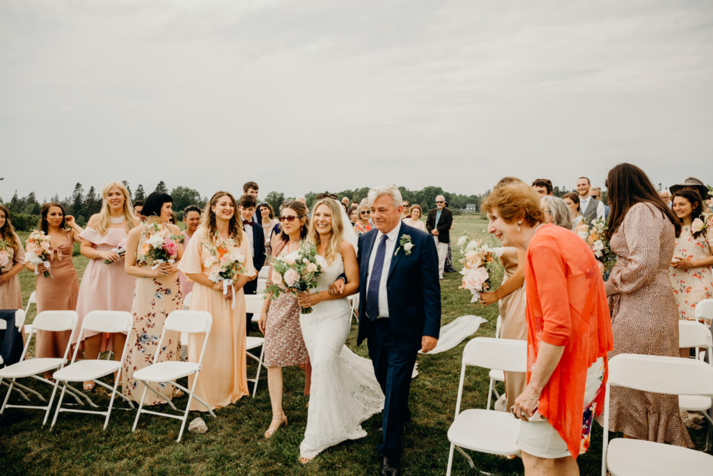 Maine Wedding on the Coast