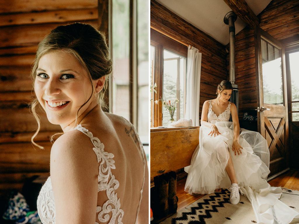 Trail Creek Ranch Wedding Jackson Hol