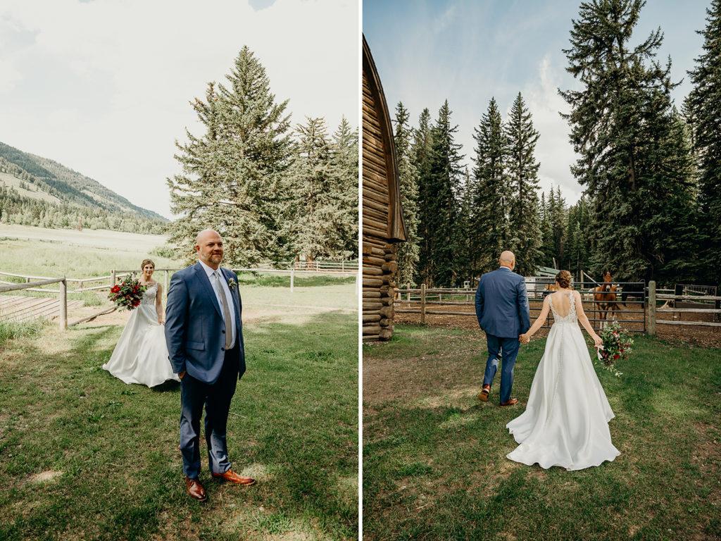 Trail Creek Ranch Wedding