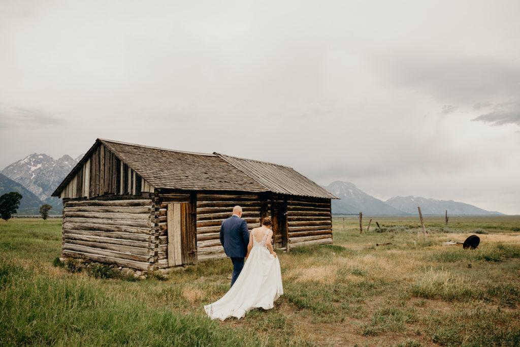 Mormon Row Wedding Photographer