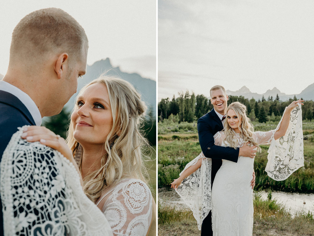 grand teton national park wedding